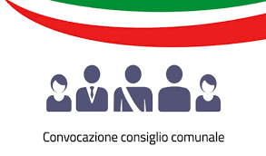 CONSIGLIO COMUNALE DEL 19/05/2021 - SALA CONSILIARE ORE 20,00